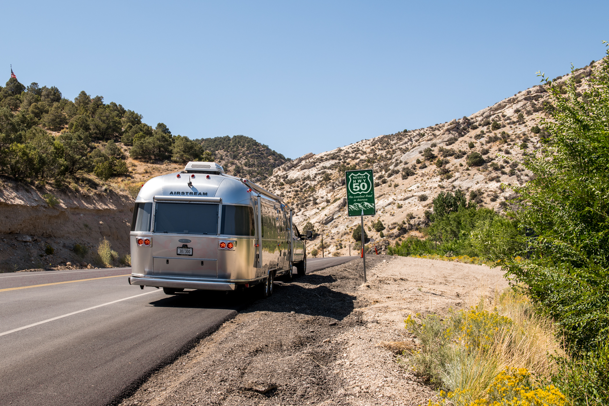 U.S. Highway 50, the Loneliest Road in America