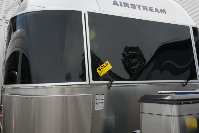 A dream come true...Airstream owners at last