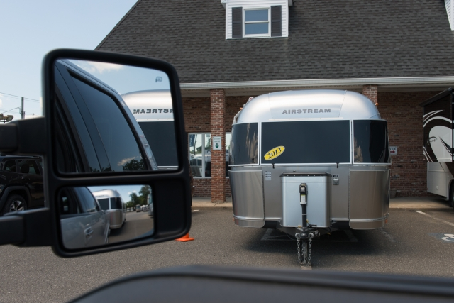 So long to our 2013 Airstream 25FB. Thank you for the wonderful memories.