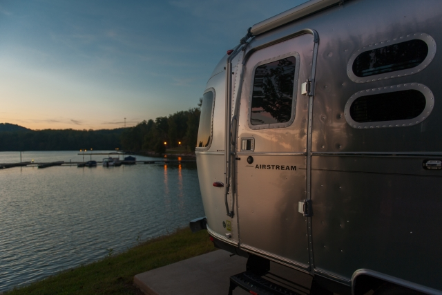 Quiet Evening on Watts Bar Lake