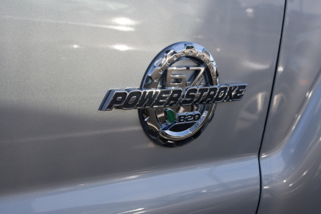 Ford's 6.7L Power Stroke V8 Turbo Diesel is a beast with 440 hp and 860 lb.-ft. of torque