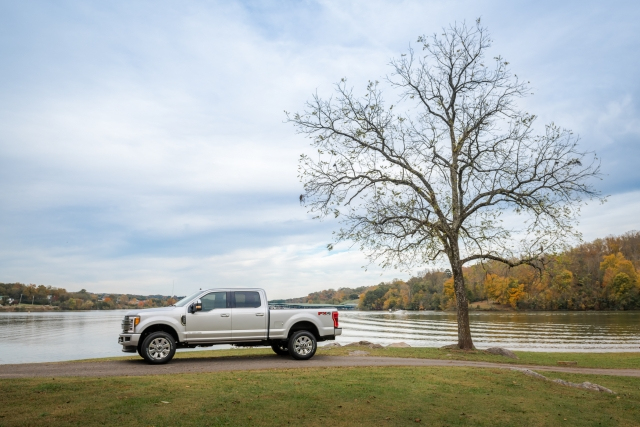 2019 Ford F-350 Platinum 6.7L