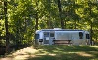 Cumberland Mountain State Park Campsite