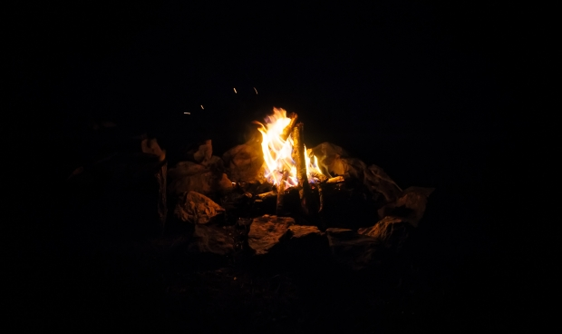 Campfires are good for the soul