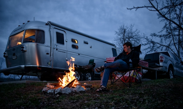 Spring Break Camping Trip