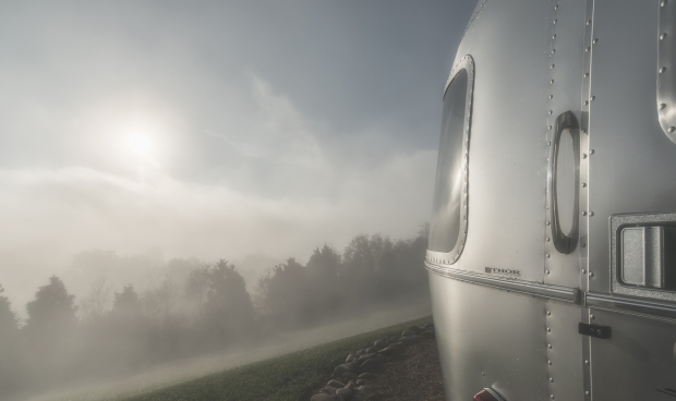 Coffee by the Airstream