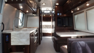 2017 Airstream Classic 30J front to back