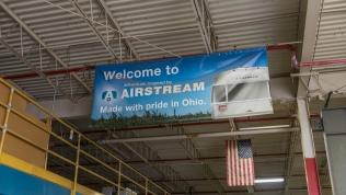 Airstream factory tour