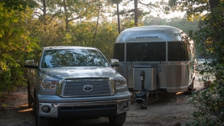 Campsite at Jersey Shore Haven