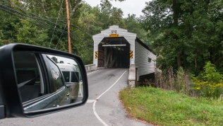 Harmony Hill Road Covered Bridge