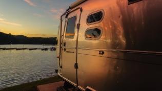 Sundown on Watts Bar Lake