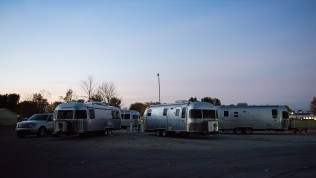 Airstream Terraport in Jackson Center, Ohio