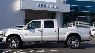 2016 Ford F-350 Platinum 6.7L Power Stroke