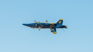 US Navy Blue Angels Fortus