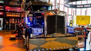 Iowa 80 trucking display