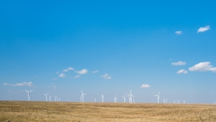 Wind power potential highest of any state in the US